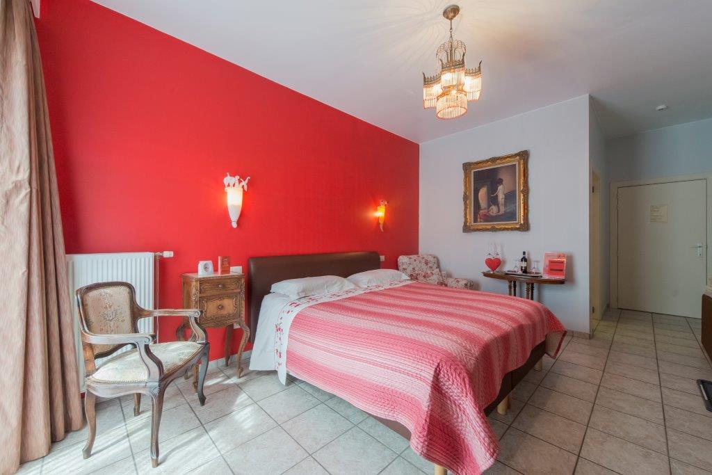 B&B Casa Roman - Rosso