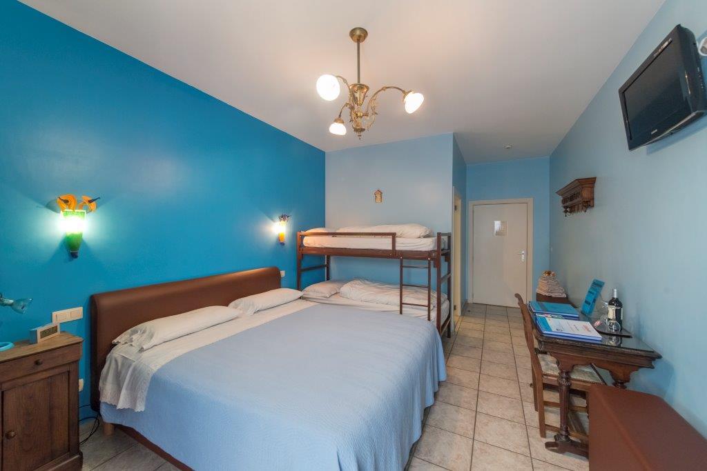 B&B Casa Roman - Azzurro
